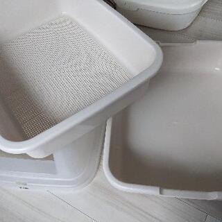猫 システムトイレ 四角 - 生活雑貨