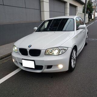 BMW116 Mスポーツ H18 車検5/7 走行58000キロ...