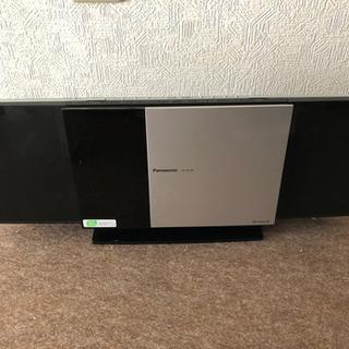 Panasonic コンパクトステレオシステム SC-HC35