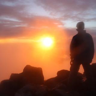 白山登山⛰頂上から御来光を見てみませんか⁉️🌅