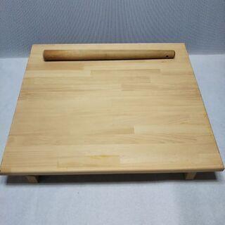 足付きのし板(めん棒付)  55cm×50cm