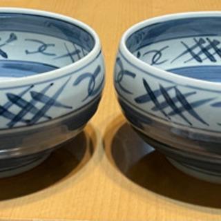 和風深皿  大型の皿 うどんや煮物など