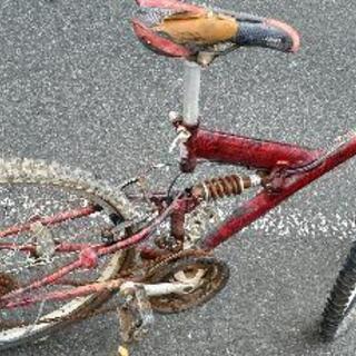 レストアベース マウンテンバイク