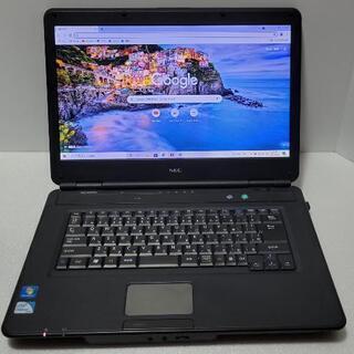 NECノートPC Windows10!HDD 500GB!バッテ...