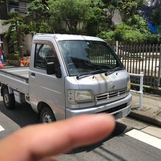 値引き⭐︎【車検あり】ダイハツ ハイゼット   軽トラ 5速マニ...