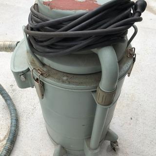 業務用  湿式真空掃除機