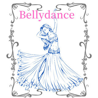 Let's try Bellydance!