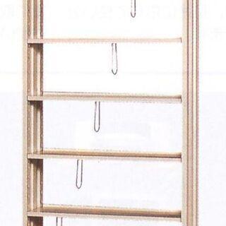 【引取のみ】【新品】スチール本棚・クールラック H1800
