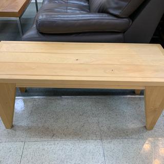MJ205  木製ベンチチェア
