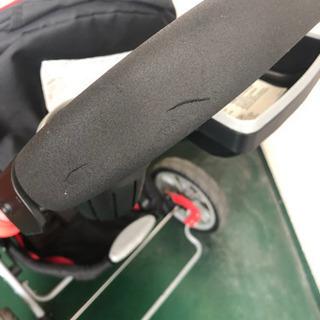 【お譲り先決まりました】ドリンクホルダー付きベビーカー AB対応 ベビーシート装着可 コルクラフト contours - 売ります・あげます