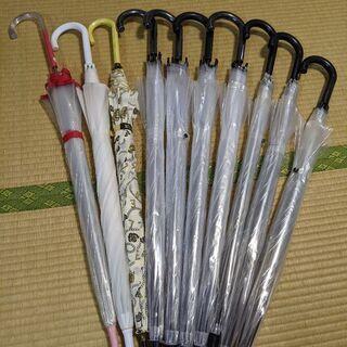 【★今月末閉店★】【良品など】ビニール傘・折り畳み傘27本…
