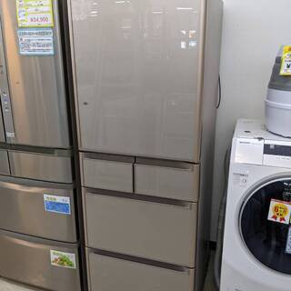 HITACHI 日立 470L冷蔵庫 R-S4700G 2016...