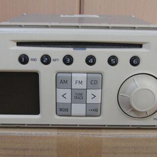 パッソKGC30 オーディオパネル&オーディオ