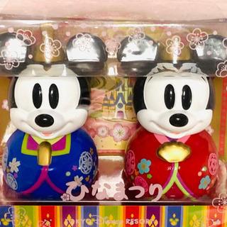 値下げしました【 中古 お譲りします 】ミッキーマウス&ミニーマ...