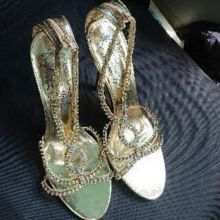 レディース靴size7(多分24cm)新品未使用