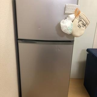 冷蔵庫 単身赴任が終わりましたので