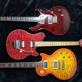 【初心者歓迎・出張可】ギター&ベース+音楽理論教室