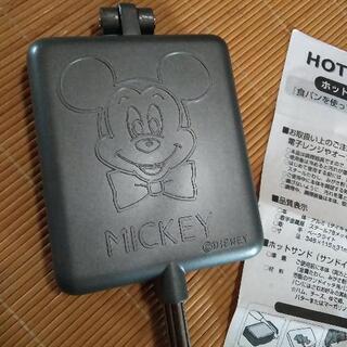 ディズニーホットサンドメーカー − 奈良県
