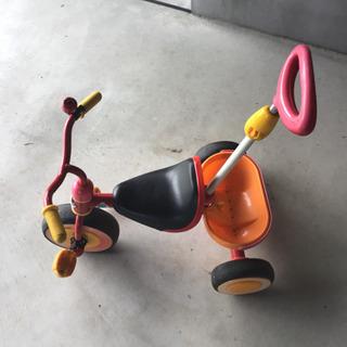 【値下げ】三輪車の画像