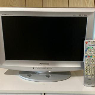 17型 地上デジタル/アナログハイビジョン液晶テレビ TH-L1...
