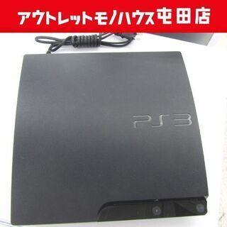 PS3 本体 CECH-3000A 160GB プレステ3 電源...