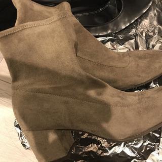 ユニクロ ブーツ