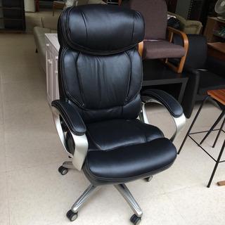 エグゼクティブチェア オフィスチェア コストコ 黒 椅子