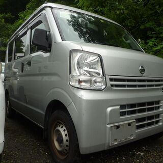 (ID3374)軽バン専門店在庫50台 33万円 日産 NV10...