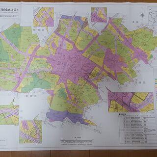 豊島区都市計画図 用途地域 / 高度地区 / 都市計画街路…