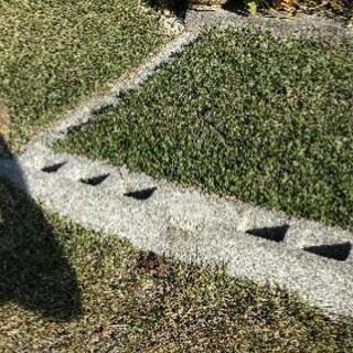 TM9あの芝生!仕入れ、施工します!