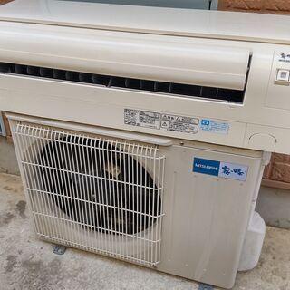 ④三菱 MSZ-GM282 10畳向け 2.8KW 暖房もエアコ...