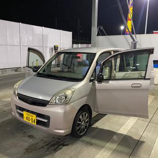 【ネット決済】SUBARU ステラRN1 丸車足車の販売