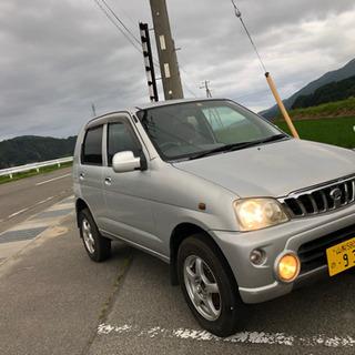 車検付 タイミングベルト交換済み 4WD 5MT ダイハツ テリ...
