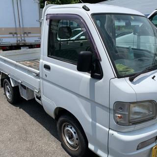 【ネット決済】ハイゼットトラック2WD 5MT 15万円❗️
