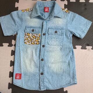 親子シャツ 半袖