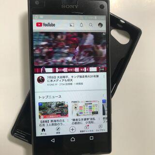 ⭐️ Xperia Z5 Compact SO-02H 中古品⭐️