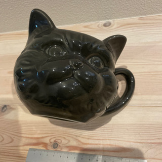 【ネット決済】アフターヌーンティーの猫型カップ