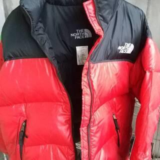【大人気】【ヌプシ】THE NORTH FACEのジャケット