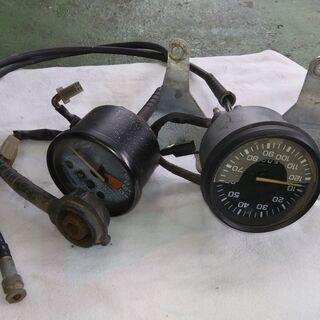 A007 NS-1 タコメーター+スピードメーターセット 中古