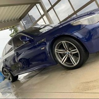 【ネット決済】【急募!!】BMW 19インチタイヤ+ホイール 4...