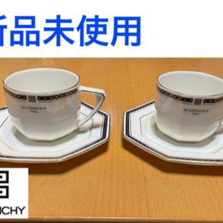 新品未使用  GIVENCHYのカップとソーサー2客セット