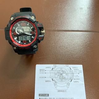 腕時計 防水腕時計 10気圧対応