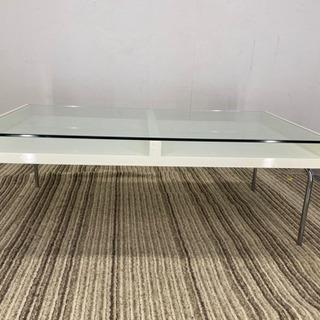 ☆収納出来るガラステーブル☆ 070609