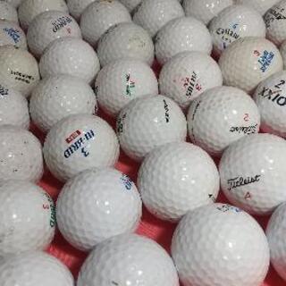 ゴルフボール ロストボール 混合90球