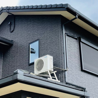 エアコン標準取付工事   ¥13,200(税込)  〜4.0kw...