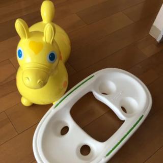 【ネット決済】ロディ 補助ボード付き レモンイエロー