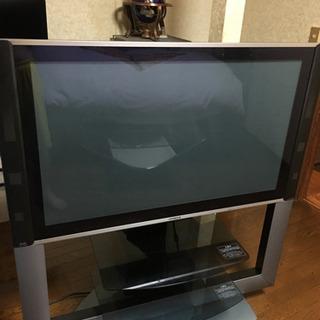 42型テレビ(ジャンク品)