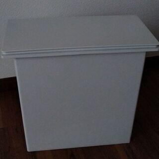 ①新品未使用 ゴミ箱 ごみ箱 おむつ入れ おむつポット
