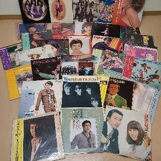 古いレコード30枚セット(現状渡し)