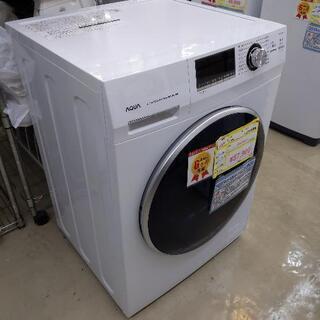 AQUA アクア 8kgドラム洗濯機 2019年式 AQW-FV...